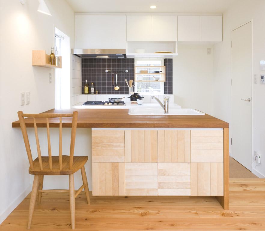 kuriyaと作るオーダーキッチンの作り方