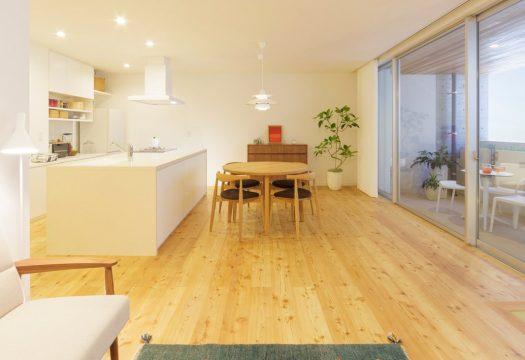 kuriyaの木 出島 建物内モデルルームオープン