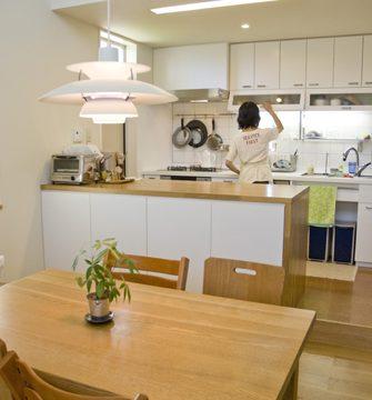 kuriyaの台所〜A邸〜