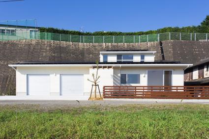 kuriyaの家〜大村湾と遊ぶ家〜 竣工①